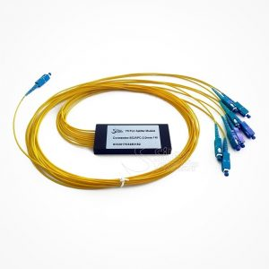 Divisor Splitter Optico PLC MINI Box ABS SC PC