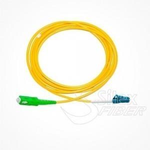 Latiguillo fibra optica Monomodo LC/APC-SC/APC