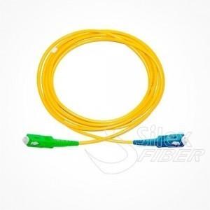 Latiguillo fibra optica Monomodo SC/APC-SC/UPC